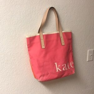 Old School Kate Spade Tote